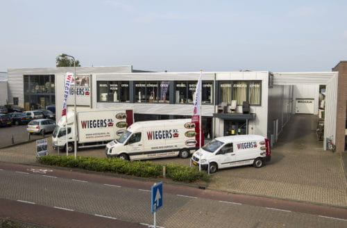Wiegers XL Store in Asten
