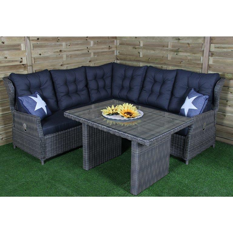 Lounge-set - Billige Gartenmöbel vorrätig - Wakefield XL-Asten
