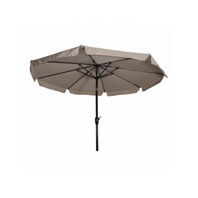 Parasol Libra Ecru Ø3 Meter