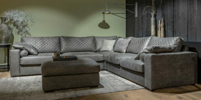 Lounge- Hoekbank
