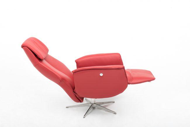 Relaxfauteuil 5059 | Hjort Knudsen | Stijlvolle relaxstoelen | Wiegers XL