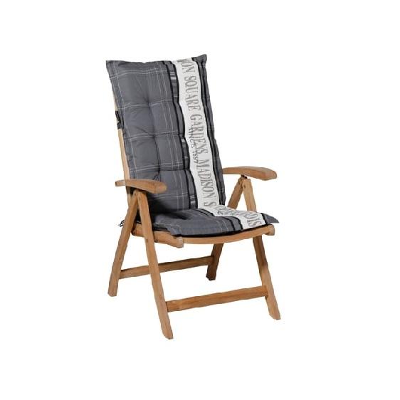 Tuinkussen Garden Grey incl stoel