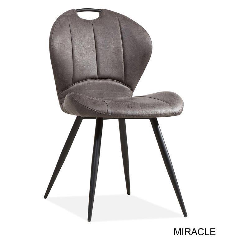 eetkamerstoel miracle eetkamerstoelen - Chaise De