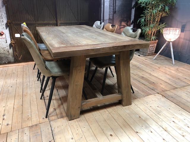 Ayu tafel met mx sofa barossa wiegers XL