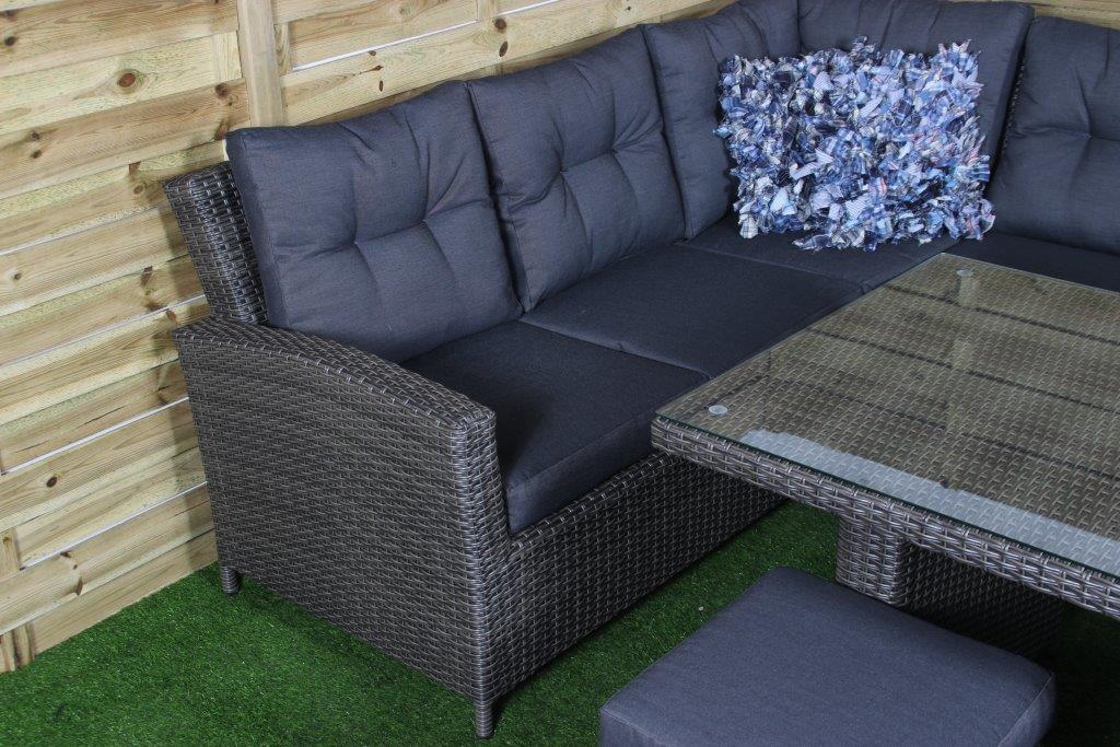 San Marino-Ecke-Lounge-Set   Billige Gartenmöbel  Zustellung frei ...