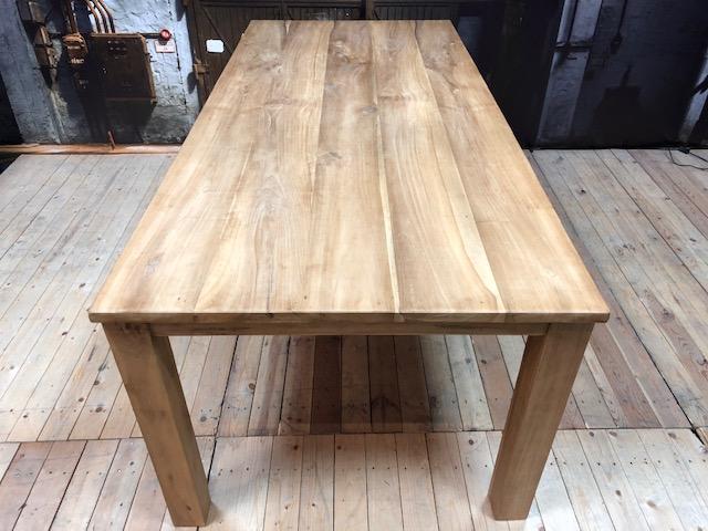 Pilot tafel teak de goedkoopste massief houten teak tafel top teak kwaliteit