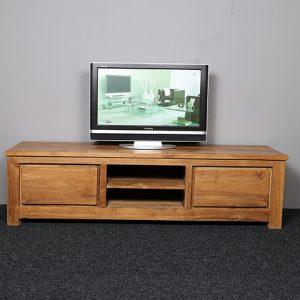 TV Meubel Heny Teak Hout