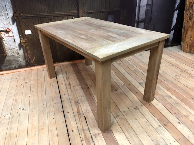 Dining table Old Teak wood