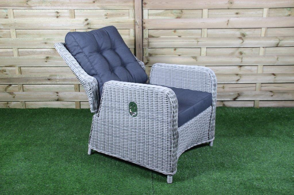 Loungestoel bilbao lekker relaxen in de tuin