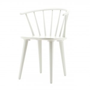By Boo Chair Splendid white