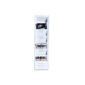 By Boo magazine holder white