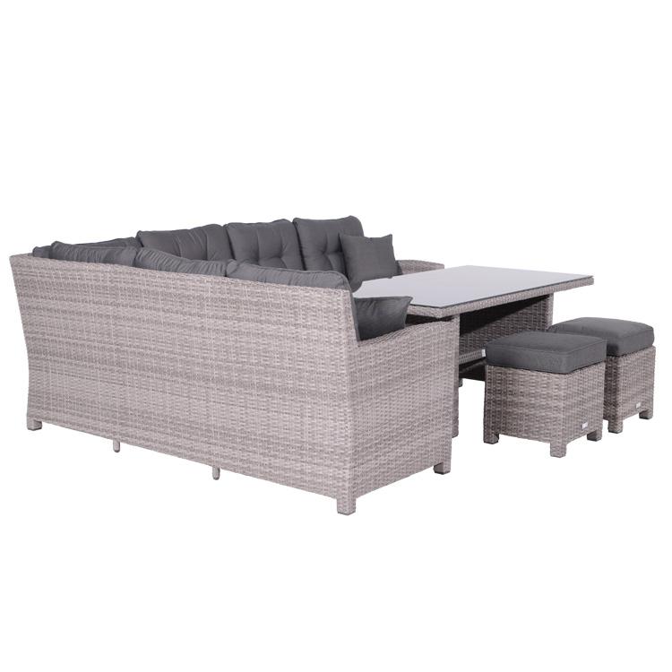 Lounge Set Bluebird | Tiefpreis NL| Alle Gartenmöbel ab Lager lieferbar
