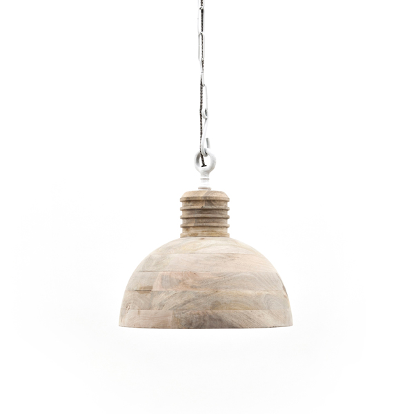 By Boo lamp wood small