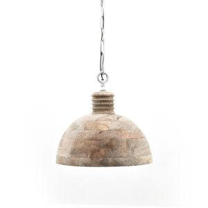 By Boo lamp wood large