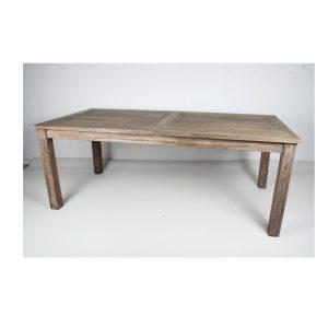 Tuintafel Bistro oud hout