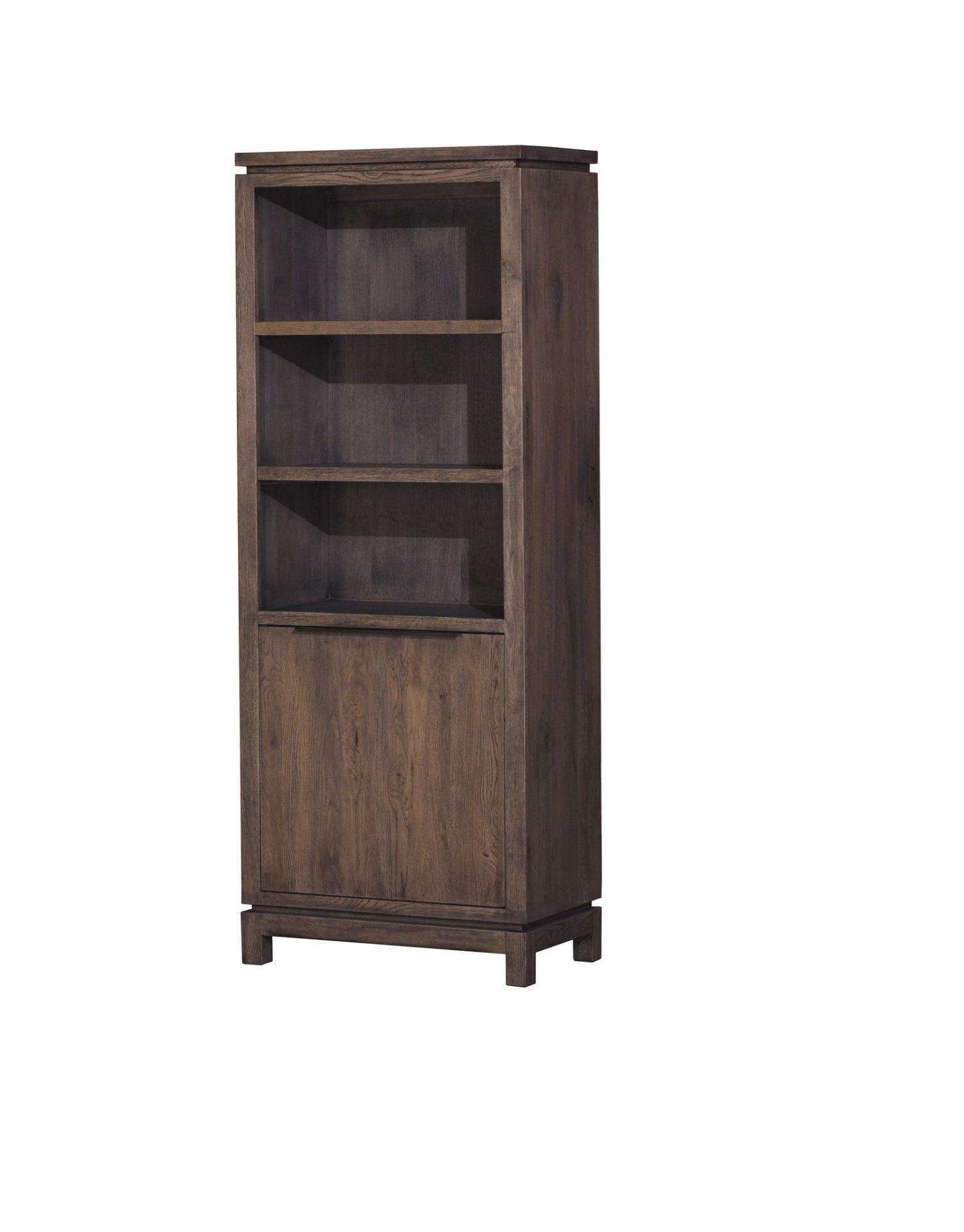 boekenkast malaga met deur