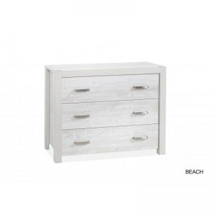 Commode Beach met 3 laden