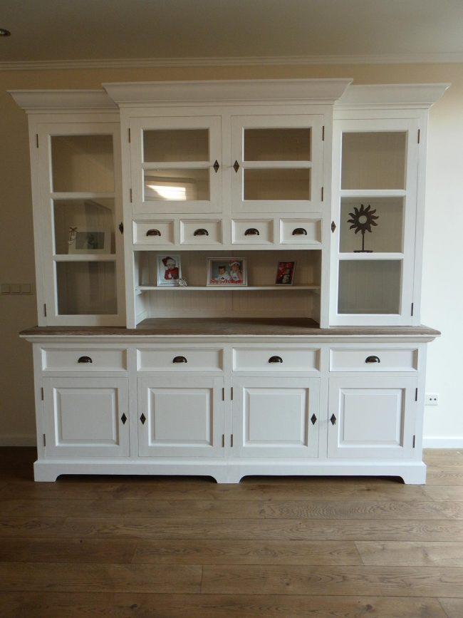 Vitrinekast Evianne Cabinet