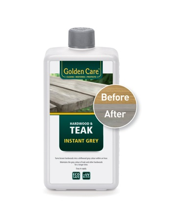 Golden Care Teak sofort grau