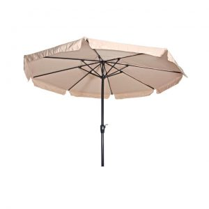 Parasol Libra ecru Ø3,5mtr