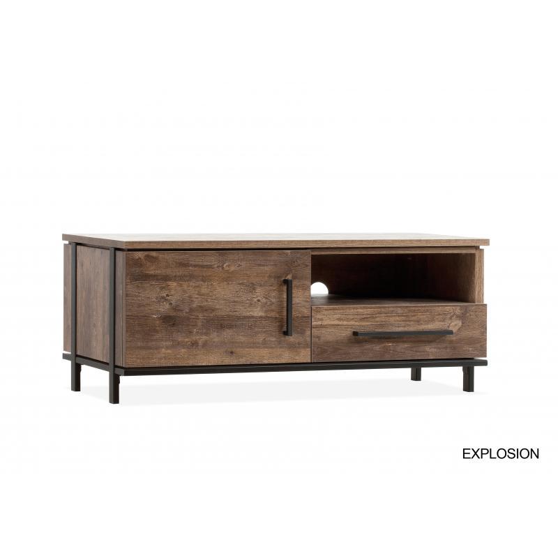 tv schrank braun latest with tv schrank braun finest tv bank tv schrank braunwei mit schublade. Black Bedroom Furniture Sets. Home Design Ideas