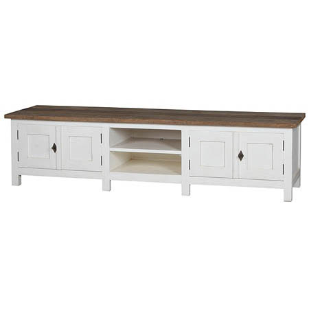 TV cabinet Evianne 4 door