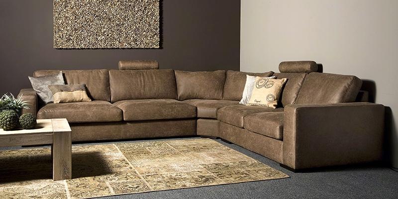 Urban sofa lounge bank ailean laagste prijs van nederland gratis bezorging - Sofa van de hoek uitstekende ...