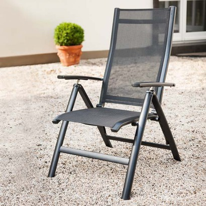 Kettler garden chair Legato adjustable
