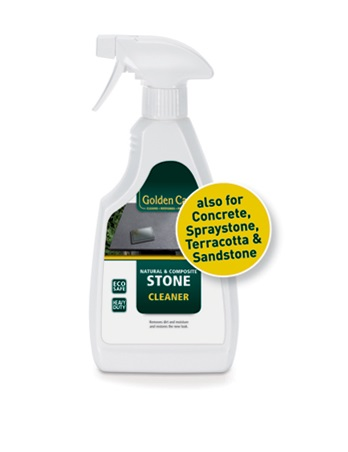 Golden Care Stone cleaner