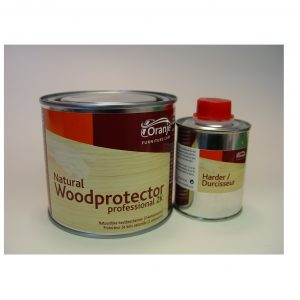 Natural Woodprotector van Oranje