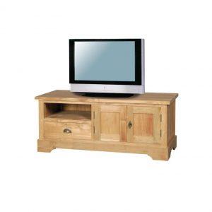 Tv meubel teakhout