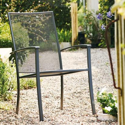 Kettler stapelbare tuinstoel Siero