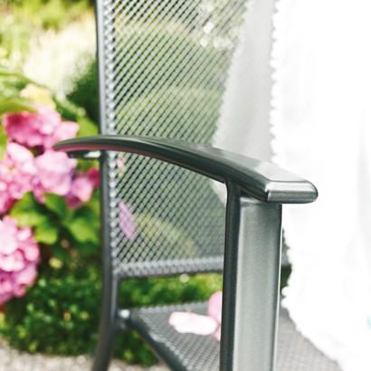 Kettler stapelbare tuinstoel Vigo