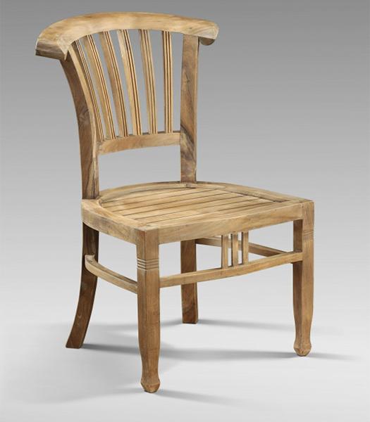 Teak stoelen
