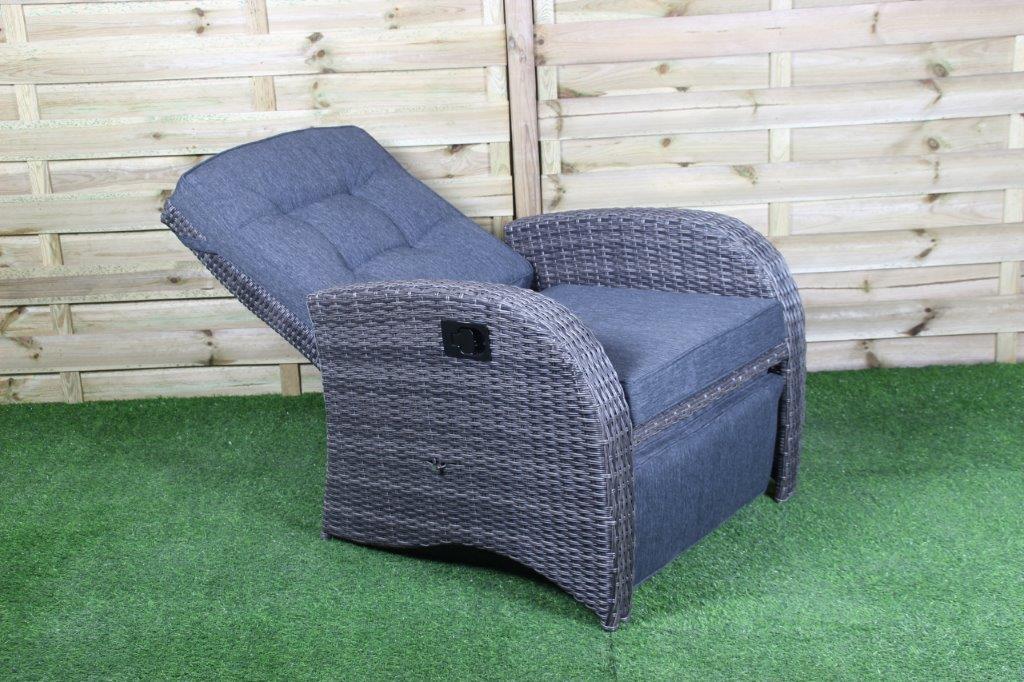Chaise de salon Casablanca - Salon dans le jardin