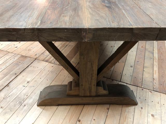 Indoor/outdoor Tisch Gaby Teak Holz