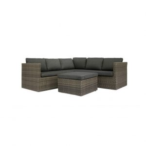 Wicker loungeset Gibson