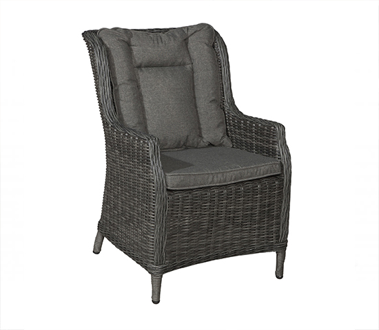 Osborne Dining fauteuil earl grey