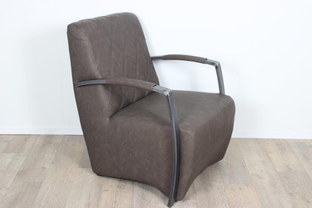 Fauteuil DannyVintage 808 Taupe