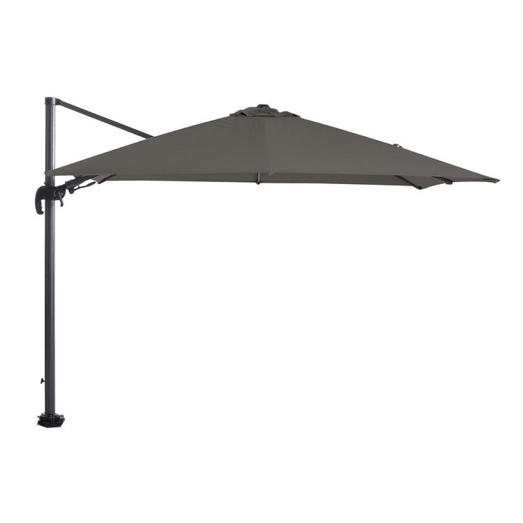 Hawaii parasol 300x300 Carbon Black -Dark Grey Garden Impressions