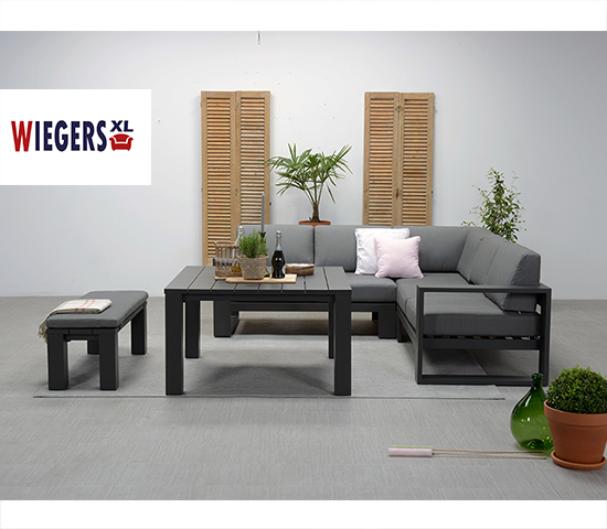 top finest loungeset cube garden impressions with dining loungeset aanbieding with cranenbroek. Black Bedroom Furniture Sets. Home Design Ideas