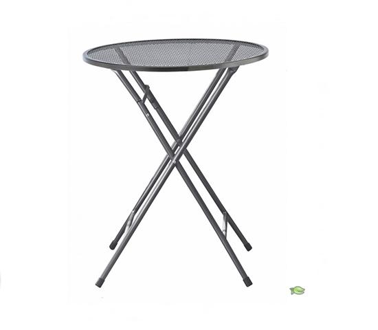 Klaptafel 100 X 100.Garden Table Folding Kettler 60cmo Expanded Metal Mesh Lowest