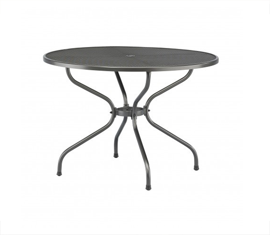 table de jardin a rallonges loft kettler
