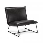 chapman fauteuil zwart