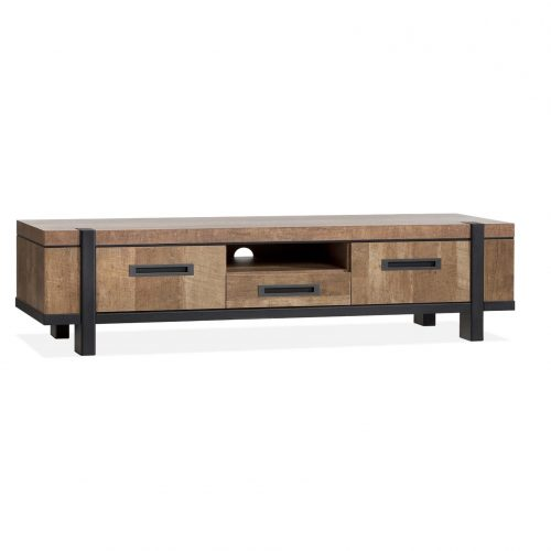 Tv Cabinet High 2 -Specifications 1 Open