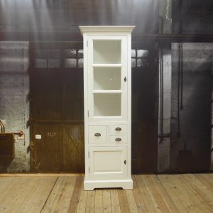 Vitrinekast 1-deurs