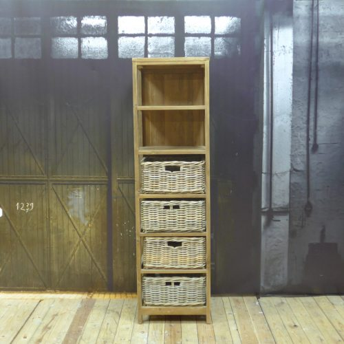 Rattan-Aufbewahrungsbox