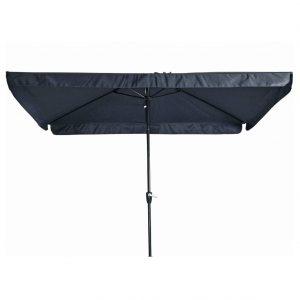 Parasol Libra Grijs 2 x 3 Meter