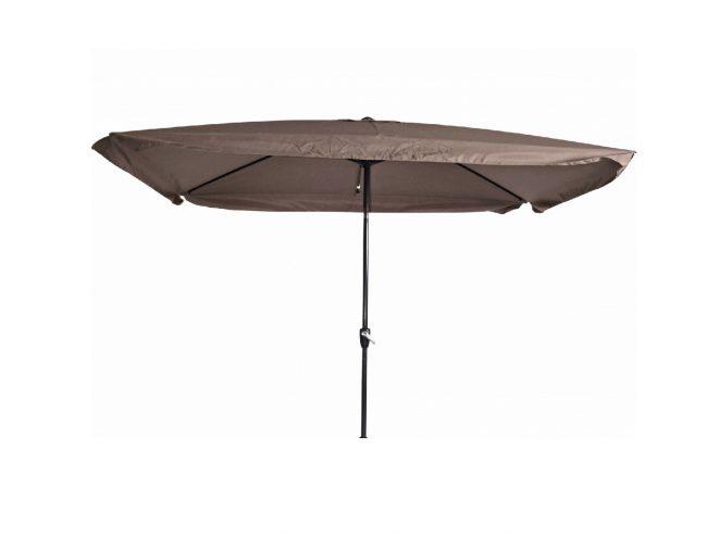 Parasol Libra Taupe 2 x 3 Meter
