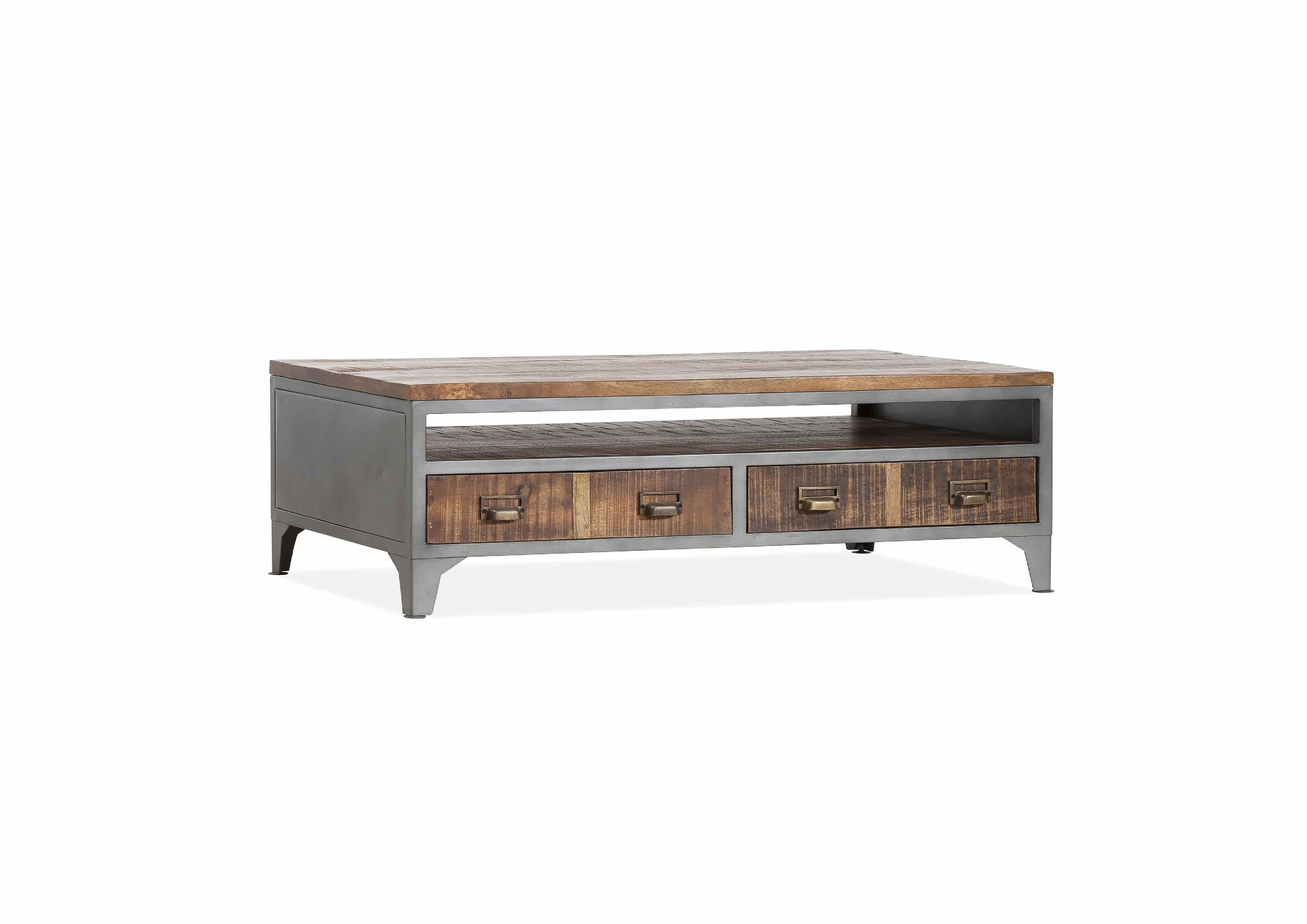Side Table Metaal.Salontafel Player